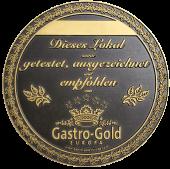 Gastro Gold Auszeichnung